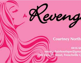 nº 11 pour Design some Business Cards for Revenge par tanveer230