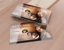 #45 untuk Design some Business Cards for Revenge oleh creativezd