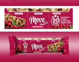 #9 for Create Cereal Bar Packaging by vieghie