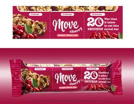 #13 for Create Cereal Bar Packaging by vieghie