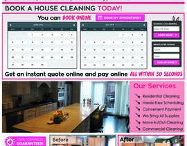 #5 for Create a half page flyer for cleaning company by jessikaguerra