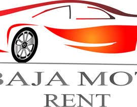 #50 para Design a logo for a moto rent company de hamxu
