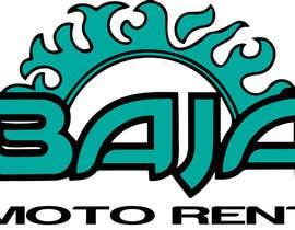 #58 para Design a logo for a moto rent company de hamxu