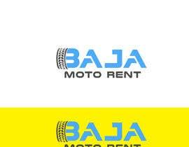 #5 para Design a logo for a moto rent company de ZIAGD