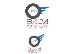 DESIGNERpro11 tarafından Design a logo for a moto rent company için no 34