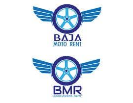DESIGNERpro11 tarafından Design a logo for a moto rent company için no 36