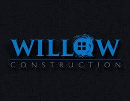 #38 for Willow Construction Logo by snakhter2