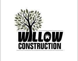 #33 for Willow Construction Logo by mitchgimena