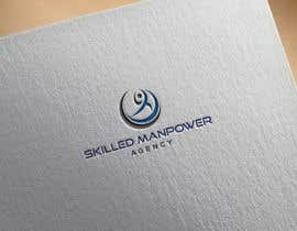 #34 for Design a Logo for Skilled Manpower Agency by adilesolutionltd