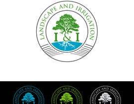 Nro 120 kilpailuun I need a logo designed for a landscape and irrigation business käyttäjältä atikur2011