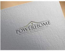 #76 for Design a Logo for Powerhome by Airdesig
