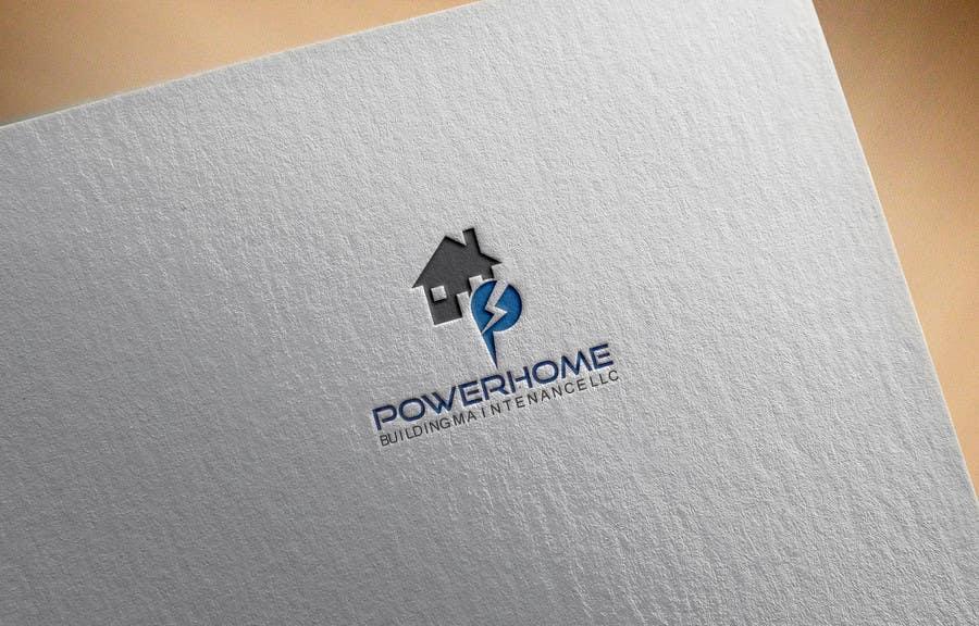 Kilpailutyö #116 kilpailussa Design a Logo for Powerhome