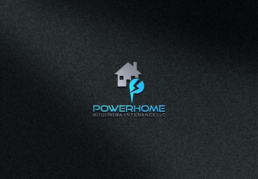 Kilpailutyö #117 kilpailussa Design a Logo for Powerhome