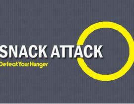 #7 for I need a Snack Kiosk logo designed. -- 1 by umarafzaal40
