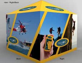 #7 para Design a Custom Printed Marquee for RescueMe Australia por midget