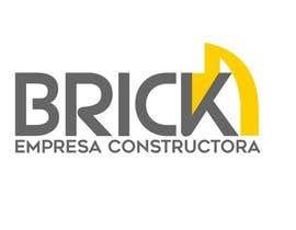 """#126 for Diseño de Logo: """"Brick -  Empresa constructora"""". (Logo Design: Brick - Building Company).- by escarpia"""