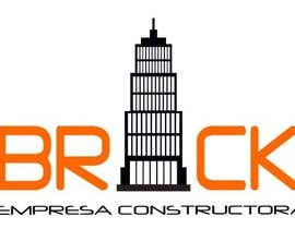 """#122 for Diseño de Logo: """"Brick -  Empresa constructora"""". (Logo Design: Brick - Building Company).- by yurirojas89"""