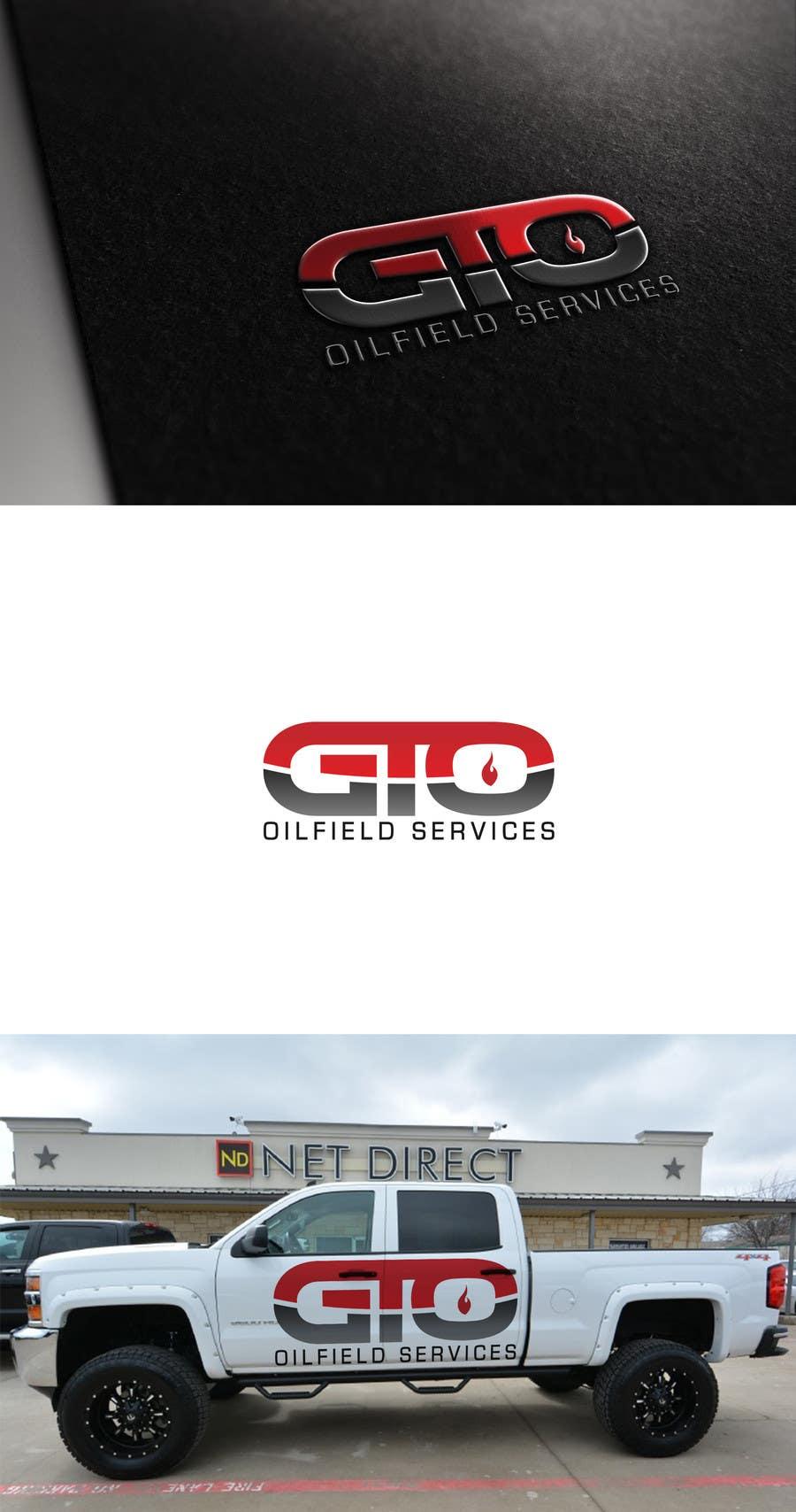 Kilpailutyö #9 kilpailussa Design a Logo for an Oilfield Company