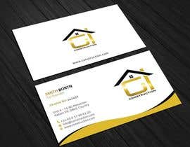 #100 for Design Business Cards by dnoman20
