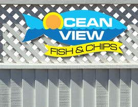 #113 for Logo Design for OceanView Fish & Chips by AndyGFX71