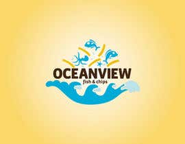 #223 for Logo Design for OceanView Fish & Chips by kosbarts