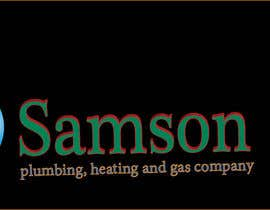#45 for logo creation for plumbing, heating, gas one man show company by Asifa178