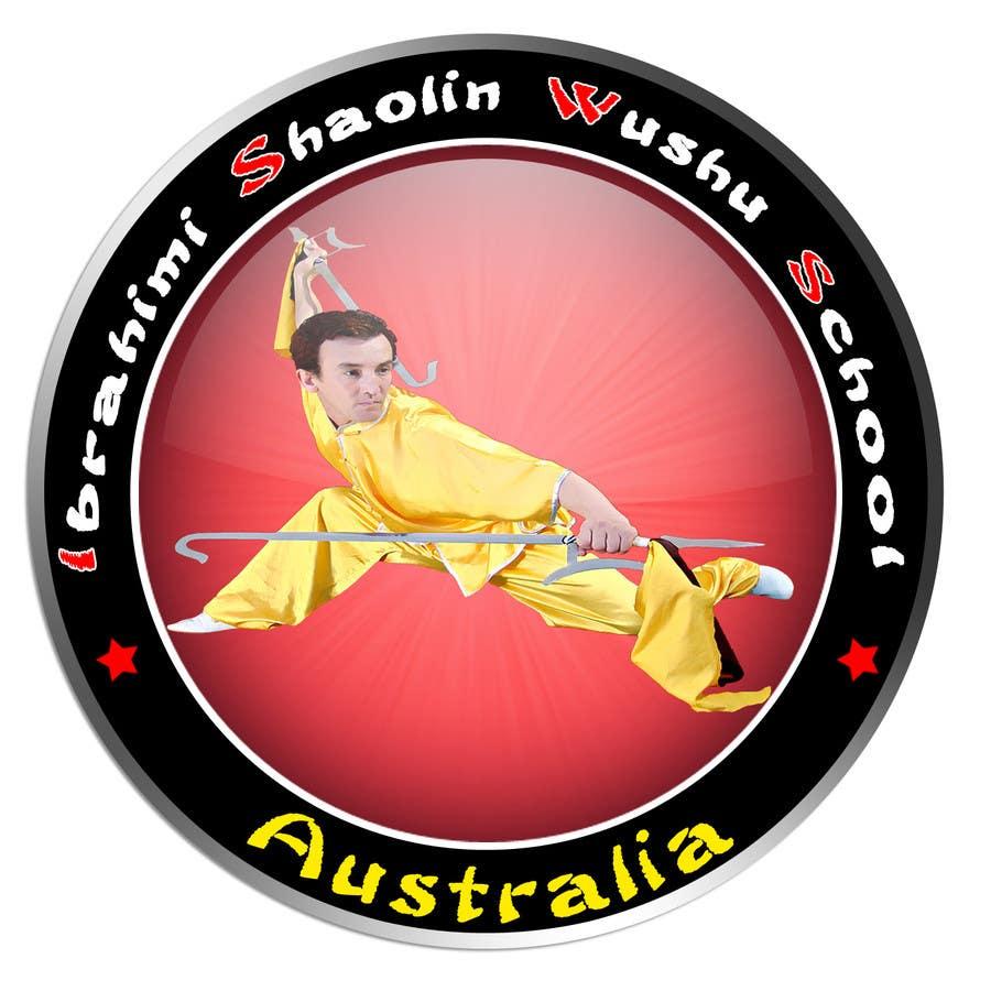 Kilpailutyö #22 kilpailussa REDesign a Logo for Martial Art Website