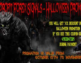 #12 for Design a Banner for Haloween Promotion af olhorse