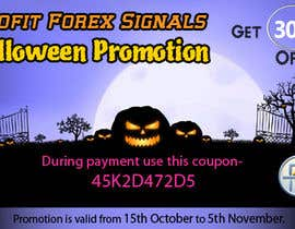 #35 for Design a Banner for Haloween Promotion af mdmonirhosencit
