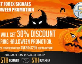 #24 for Design a Banner for Haloween Promotion af theDesignerz