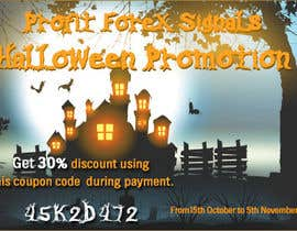 #18 for Design a Banner for Haloween Promotion af FlaviussAdam