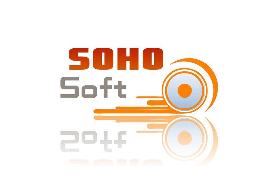Proposition n°142 du concours Design a Logo for SOHOsoft LLC