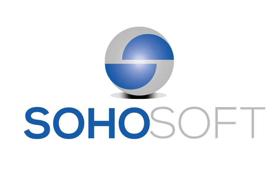 Proposition n°137 du concours Design a Logo for SOHOsoft LLC