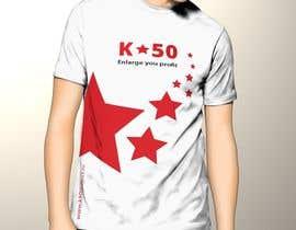 #8 for Design T-SHIRT for K50 (Разработка дизайна футболки for K50) af pankaj86