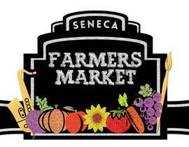 #35 for Logo for Farmer Market - Concept is provided, need you to bring it to life by brijwanth