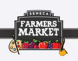 #10 for Logo for Farmer Market - Concept is provided, need you to bring it to life by carlosbehrens