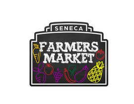 #27 for Logo for Farmer Market - Concept is provided, need you to bring it to life by jonhwhik
