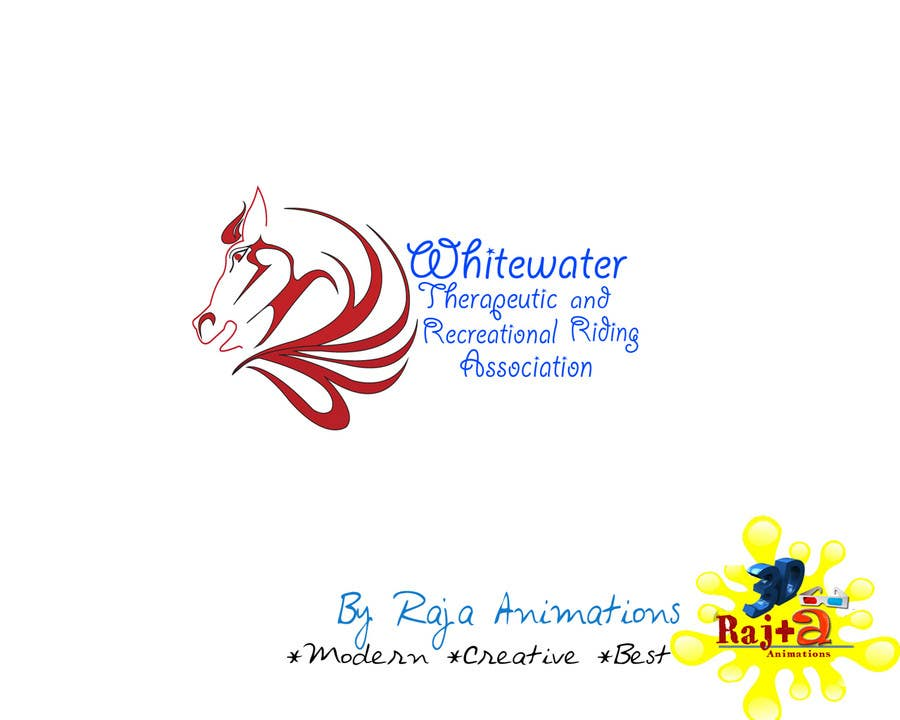 Contest Entry #73 for Logo Design for Whitewater Therapeutic and Recreational Riding Association