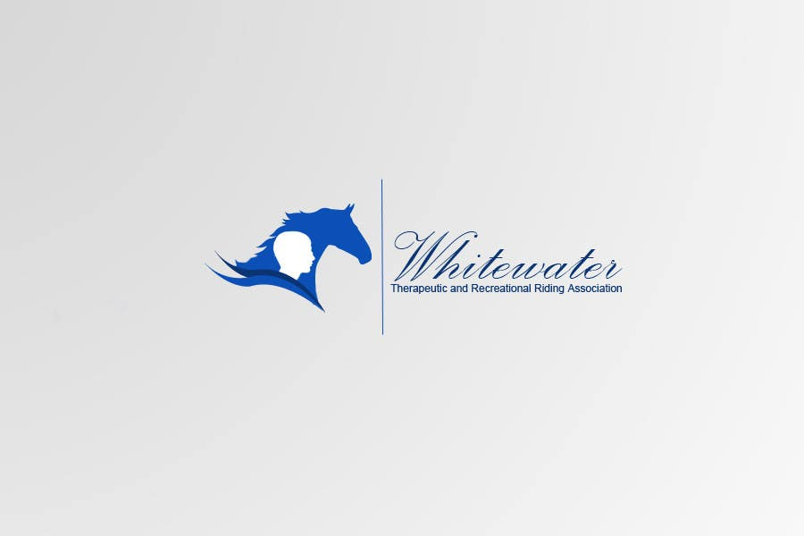 Konkurransebidrag #24 i Logo Design for Whitewater Therapeutic and Recreational Riding Association