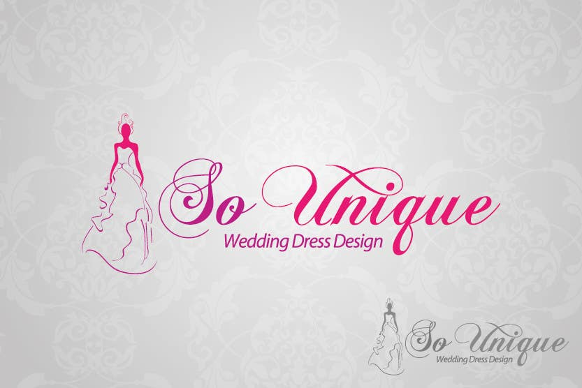 #28 for Wedding dress designers logo by Arts360
