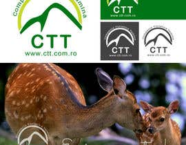 #123 for Design a logo for CTT - Compania Turistica Tamina by QuantumTechart