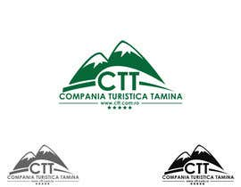 #55 for Design a logo for CTT - Compania Turistica Tamina by alexandracol