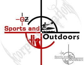 Scorpire tarafından Design a Logo for Oz Sports and Outdoors için no 74
