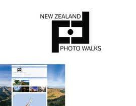 aostrenskaya777 tarafından Design a Logo for a New Zealand Photo blog için no 22