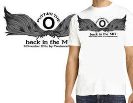 #15 untuk Design a T-Shirt for MOvember T-shirt Design oleh venug381