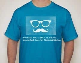 #6 cho Design a T-Shirt for MOvember T-shirt Design bởi abhishekchoubey