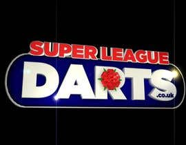 nº 40 pour Design a Logo for our Darts Website - SuperLeagueDarts.co.uk par IOdesigner