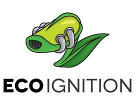 #45 för Logo Design for Eco Ignition av Ferrignoadv