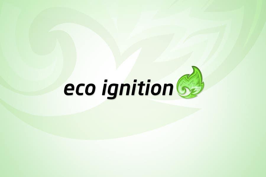 Participación en el concurso Nro.67 para Logo Design for Eco Ignition