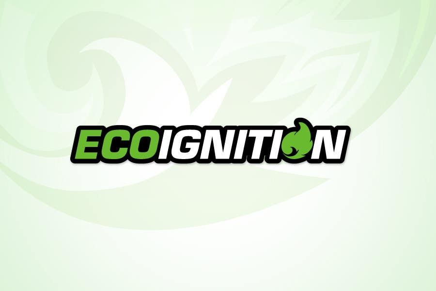 Proposition n°                                        81                                      du concours                                         Logo Design for Eco Ignition